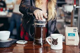 Brew With French Press