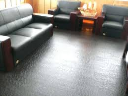 Leather Flooring Unlike Other Floors When You Step Bare Footed On Floor It Will Warm