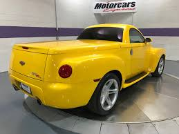 2004 Chevrolet SSR LS 2dr Regular Cab Convertible Rwd SB Stock ...
