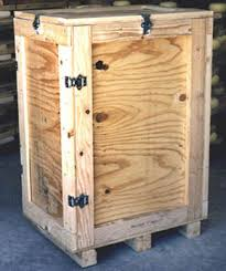 Packing Crates Made For Long Term Storage And Perfect More Fragile Items