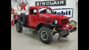 100 Antique Dodge Trucks 1946 Power Wagon Vintage Show Truck Avaliable YouTube