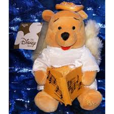 DISNEY MINI BEAN BAG CHOIR ANGEL WINNIE THE POOH 8