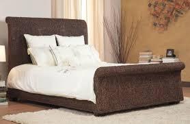 Classic Wicker Bedroom Furniture