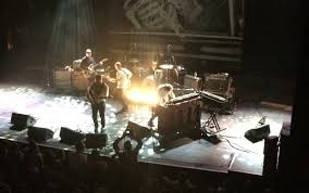Cold War Kids Hospital Beds by Ramblings Of A Concert Junkie Cold War Kids Riviera Theatre