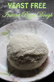 No Yeast Instant Pizza Dough Recipe How To Make Without