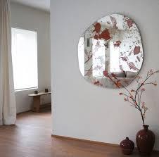 casa padrino designer wall mirror 100 x h 105 cm modern design mirror luxury collection