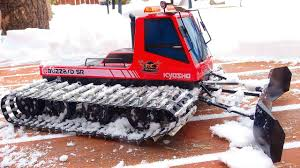 100 Rc Truck Snow Plow RC ADVENTURES Cat Ing Upgraded Kyosho