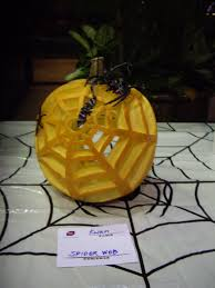 Fiber Optic Pumpkin Decorations by Cool Halloween Decoration Using Spider Pumpkin Carving U2013 Fantastic