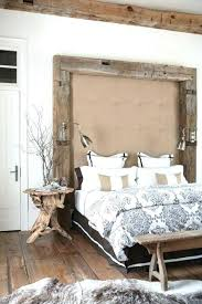 Rustic Themed Bedroom Cozy Designs Style Furniture