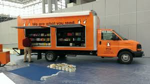 Sweet Ride: Penguin Book Truck | Stephanie Nikolopoulos Students Faculty And Staff Bring Books To Life Through Food In Download Running A Food Truck For Dummies 2nd Edition For Toronto Trucks Best Boojum Belfast On Twitter Truckin Around Check Out The Parnassus Books Popular Ipdent Bookstore Nasvhille Has Build Gallery Cart Builders Texas Pinterest Truck Wikipedia The Bakery Los Angeles Roaming Hunger Nashville Book Launch Party This Saturday Plus Giveaway Tag Archive The Fox Is Black News Roundup December 2014 Whats Washington Post