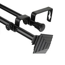 Kmart Curtain Rod Brackets by Curtain Rods Drapery Rods Kmart