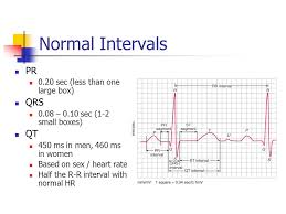 rr interval normal range unc emergency medicine student lecture series ppt