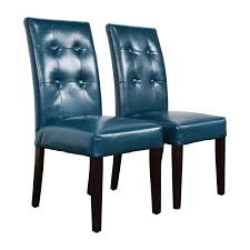 Pier 1 Dining Chairs by 76 Off Pier 1 Imports Pier 1 Imports Mason Collection Teal