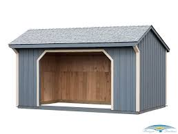 loafing shed kits oklahoma run in sheds run in sheds shelters horizon