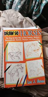So Im Just Going To Go Through And Draw Horses With My Technique Instead Much Respect Friend Megan Who Can Perfectly