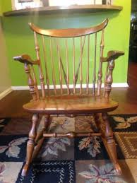 Nichols And Stone Windsor Rocking Chair by Nichols And Stone Chairs For Sale Classifieds