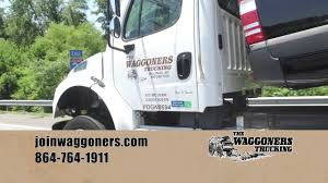 100 Wagoners Trucking Waggoners Is Looking For Drivers In Ladson SC