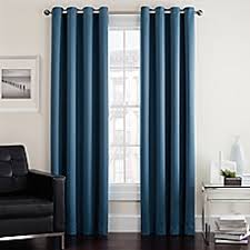 Bed Bath And Beyond Curtain Rod Finials by Window Panels Bed Bath U0026 Beyond