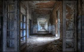 Old Building Lobby 2560 X 1600 Other Photography