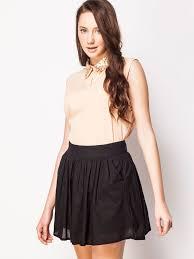 fashion trends scoop neck long sleeves knee length sheath black