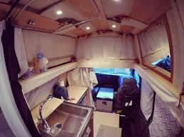 The Great Canadian Sprinter Diy Van Conversion To Camper Rv Video Cusm Insulation