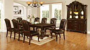Dining Room Furniture Houston Tx For Worthy Dining Room ... Cherry Wood Ding Table And Chairs Chateau De Ville Formal Room With Leatherette Rowena Cream White Fniture Suitable Add Ding Room Wall Rustic Finish Woptions Coaster Tabitha Double Pedestal Pc Set Seat In Black Style Kincaid Park Group Traditional Kitchen Fancy Elegant Cherry Wood Formal Sets Cityofchelmsrdinfo