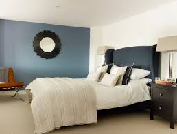 London Mens Bedroom Decor With Square Decorative Pillows Transitional And Navy Headboard Roman Blinds