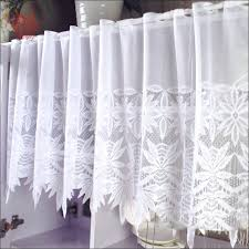 Walmart Lace Kitchen Curtains by Living Room Magnificent Priscilla Curtains At Jcpenney Walmart