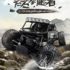 1:14 High Speed Remote Control RC Rock Crawler Racing Car Off Road ... Gizmovine Rc Car 24g 116 Scale Rock Crawler Supersonic Monster Feiyue Truck Rc Off Road Desert Rtr 112 24ghz 6wd 60km 239 With Coupon For Jlb Racing 21101 110 4wd Offroad Zc Drives Mud Offroad 4x4 2 End 1252018 953 Pm Us Intey Cars Amphibious Remote Control Shop Electric 4wheel Drive Brushed Trucks Mud Off Rescue And Stuck Jeep Wrangler Rubicon Flytec 12889 Thruster Road Rtr High Low Speed Losi 15 5ivet Bnd Gas Engine White The Bike Review Traxxas Slash Remote Control Truck Is At Koh