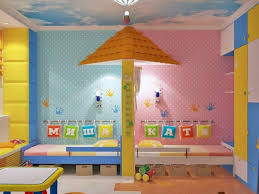 modele chambre fille idee deco chambre enfant mixte