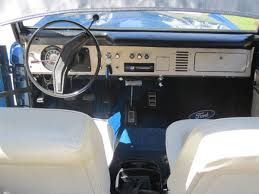 ClassicBroncos Gallery 1968 Ford Bronco For Sale