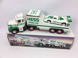 1988 Hess Toy Truck And Racer - | EBay Sold Tested 1995 Chrome Hess Truck Limited Made Not To Public 2003 Toy Commercial Youtube 2014 And Space Cruiser With Scout Video Review Cporation Wikipedia 1994 Rescue Steven Winslow Kerbel Collection Check Out This Amazing Display In Ramsey New Jersey A Happy Birthday For Trucks History Of The On Vimeo The 2016 Truck Is Here Its A Drag Njcom 2006 Helicopter Unboxing Light Show