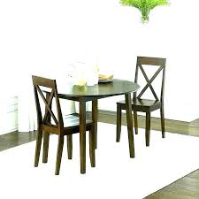 Compact Dining Tables And Chairs Small Round Table Kitchen