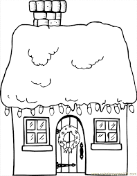Houses To Color Onlinetoprintable Coloring Pages Free Download