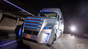 This Is The First Road-legal Big Rig That Can Drive Itself - The Verge What To Do When Your Truck Rig Breaks Down Pipeliners Are Customizing Their Welding Rigs The Drive Big Rigtractor Trailer Radiator Repair Riverside Ca Recoring Pickup Truck Crashes With Big Rig In Nw Houston Abc13com Ups Summit Ltd Edmton Penticton Prince Hackers Hijack A Trucks Accelerator And Brakes Wired Driver Unhooks Cab Flees Deadly Hitandrun Abc7chicagocom Badger State Show Dodge County Fairgrounds Daimler Fights Tesla Vw New Electric Reuters Peterbilt 359 A Legendary Classic Youtube Hot Photo Collections You Must See