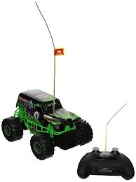 Grave Digger RC Remote Control Monster Truck Jam Toy Racing Car For ... Grave Digger Truck Wikiwand New Bright Rc Ff 128volt 18 Monster Jam Chrome Best Axial Smt10 4wd Truck Sale 16 Vw Transformed To Rcu Forums Toy Trucks Show Scale Playtime In Cars And Tanks At The Remote Control Racing Car For Rtr 110 Ax90055 Mayhem With Gravedigger No Limit World Finals Gizmo 143 Grave Digger Industrial Co Unboxing