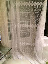 tissus pour rideaux pas cher cuisine tissu pour rideaux ã motif trevira csâ transparent ceiba