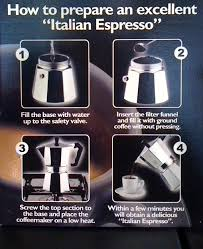 How To Make Italian Coffee