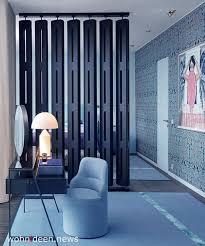 room divider black wood or plastic raumteiler