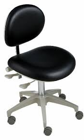 Dental Hygiene Saddle Chair by Dental Medical Doctor Stools
