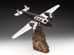 Airplane Lamp Art Deco by Art Deco Model Aeroplane C 1930 United Kingdom From Hampton