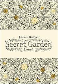Johanna Basfords Secret Garden Journal