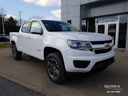 100 Chevrolet Colorado Truck New 2019 Work 4D Crew Cab In Madison