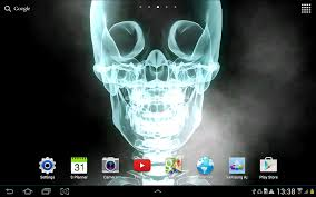 Halloween Live Wallpaper Apk Download by Skulls Live Wallpaper Android Apps On Google Play