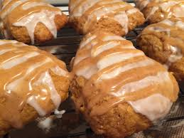 Starbucks Pumpkin Spice Scone Recipe by The Blushing Baker Make Up And Baking Combine To Make My World A