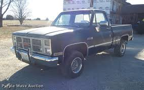 1986 GMC Sierra Classic 1500 Pickup Truck | Item DB7314 | SO...