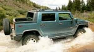 100 Hummer H2 Truck First Drive 2005 SUT MotorTrend