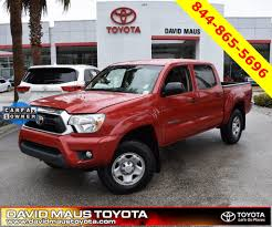 Used 2015 Toyota Tacoma Prerunner For Sale In Sanford FL KM191993A ... For Sale 2009 Toyota Tacoma Trd Sport Sr5 1 Owner Stk P5969a Www 2001 Toyota For Sale By Owner In Los Angeles Ca 90001 2017 Tacoma V6 Angleton Tx Area Gulf Coast Used 2018 Sr Truck Sale West Palm Fl 93984 Trucks Abbeville La 70510 Autotrader Gonzales Vehicles 2015 Prerunner Rwd For Ada Ok Jt608a 2010 Sr5 44 Double Cab Georgetown Auto Lifted Trd 36966 Within 2016 Offroad Long Bed King Shocks Camper Tempe Az Serving Chandler Roswell Ga Gx001234