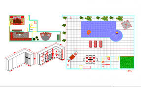Images Duplex Housing Plans by House Plans Free Dwg