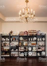 leere retround vintagestil esszimmer stockfoto und mehr bilder altertümlich